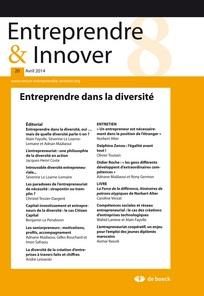 Couv Entreprendre  & innover 20.indd